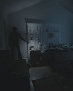 Insidious -One of my favorite horror movies Creepy Images, Creepy Pictures, Horror Pictures, Arte Horror, Horror Art, Creepy Horror, Dark Photography, Dark Fantasy Art, Freddy Krueger