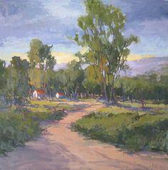 LaNell Arndt (oil on linen)