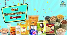 Best Offers on your Monthly Grocery (Kirana) at ezeelo.com for Kanpur https://ezeelo.com (Grocery-Kirana Kanpur) #grocery #kirana #offers #discounts #kanpur #ezeelo