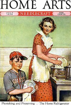 Home Arts cover, July 1938