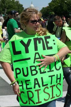 MayDay 2013 Lyme Rally in Washington D.C.