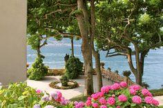 Villa Balbianello, Lenno, Lake Como, Italy