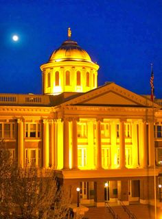 Anderson County Courthouse - Palestine, TExas