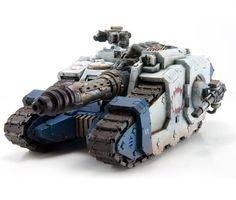 40k - Legion Sicaran Venator Tank from Forge World