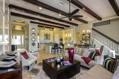 The great room done right #WestBayHomes #Connerton