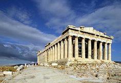 The Acropolis, Greece.