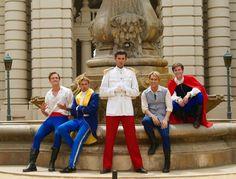 Videopolis: Boy Band takes on Disney   The Disney Blog