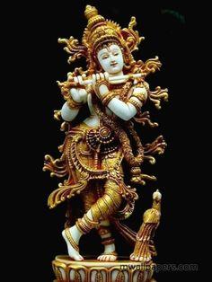 Lord Krishna Beautiful Images - #2198 #krishna #littlekrishna #hindugod Krishna Statue, Krishna Images, Lord Murugan, Lord