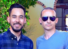 Mike Shinoda & Chester Bennington- Linkin Park