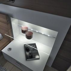 The Versa ChannelLine D LED liner light by Magic Lighting available  from Hettich New Zealand