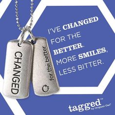 Changed for the better! Origami Owl { Love Those Lockets }