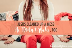 I'm currently reading through the Gospel of Mark in my regular Bible reading time. As a stay at home mom of small children, I can often relate to Jesus' ministry here on earth. His sleep was interrupted, His prayer life was always in the middle of the night or after a particularly exhausting work of …
