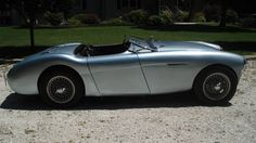 Austin Healey Hot Rods pictures - Hot Rod Cars
