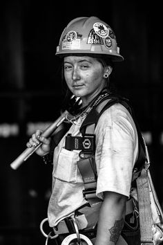 The Iron Maidens: Meet the women of St. Louis' Iron Workers Local 396 Family Issues, Hard Hats, One Job, Having A Bad Day, Iron Maiden, The St, St Louis, Dads, Construction