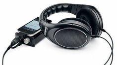 Shure SRH1840 headphones with open back