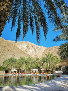Six Senses Zighy Bay, near Dibba, Oman - book through i-escape.com || A hidden jewel on Omans Musandam Peninsula, this luxurious beach resort offers ultra-private pool villas, a spectacular spa and free kids club