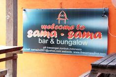 Balisolo | Se loger a Gili Trawangan - Sama Sama Bungalows : je recommande !