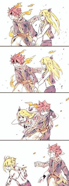 Uploaded by Naty_nalu. Find images and videos about fairy tail, nalu and lucy heartfilia on We Heart It - the app to get lost in what you love. Fairy Tail Lucy, Fairy Tail Nalu, Fairy Tail Ships, Fairytail, Gruvia, Zeref, Natsu Et Lucy, Super Manga, Fairy Tail Quotes