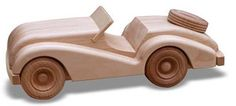 "PATTERNS & KITS :: Children's Toys :: LP-11 ""Cole's Coupe"" -"