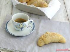 Cornetti senza lattosio Pasta, Pasta Recipes, Pasta Dishes