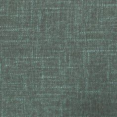 Waxman - Turquoise Interior Upholstery Fabric. Heavy chenille weave. Heavy texture.  Suitable for Drapery, Bedding, Pillows & Upholstery.