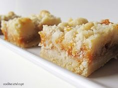 Salted Caramel Butter Bars: Crust= 1 lb butter, 1 c sugar, 1½ c pwd sugar, 2 T vanilla 4 c flour, FILLING= 14 oz caramel candies,  ⅓ c milk or cream, ½ t vanilla, 1 T coarse sea salt (optional).