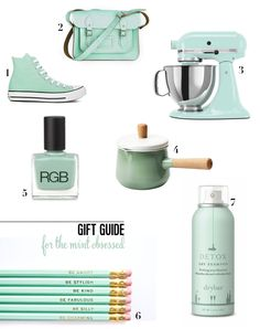 Gifts for the Mint Obsessed