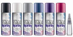 Esmalte em Spray - Impala