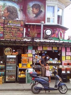 Kensington Market - nostalgic and romantic - eTurboNews (eTN) Sense Of Place, The Good Place, Toronto Images, As Time Goes By, My Name Is, City Life, Times Square, Romantic, August 2014