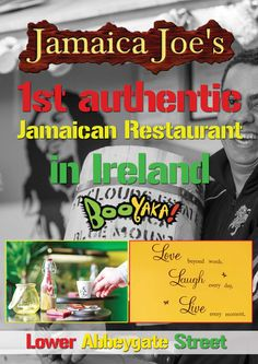Check it out! Jamaican Restaurant, Beyond Words, Check It Out, Advertising, In This Moment, Day