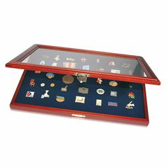 5866 Display Case for Pins