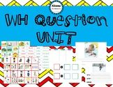 WH Question Bundle- SPED/AUTISM/ELEMENTARY