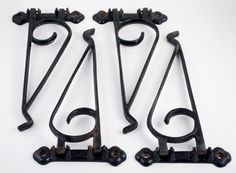 99 Best Bracket Hangers Wrought Iron Images Blacksmithing