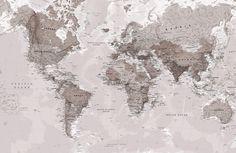 neutral-shades-world-map-plain