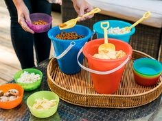 Pulling together a stylish and entertaining party for both kids and adults doesn't have to be a headache. With these clever hacks, kids can have fun and parents can relax. kids party 11 Clever Party Hacks Every Parent Should Know Luau Party Games, Pool Party Kids, Tiki Party, Kids Luau Parties, Luau Party Snacks, Indoor Beach Party, Adult Luau Party, Hawaiian Party Games, Party Summer