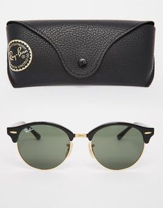 Image 2 - Ray-Ban - Lunettes de soleil rondes Clubmaster Plus Ray Ban Round da52836227