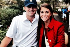 Jordan Spieth girlfriend Annie Verret