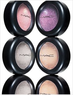 MAC Pressed Pigments for Spring 2013