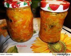 Zelenina do polévky Korn, Preserves, Pickles, Smoothie, Salsa, Food And Drink, Stuffed Peppers, Vegetables, Ethnic Recipes