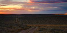 Prairie Road by Johnny Gomez, via 500px