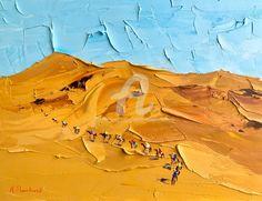 Painting by Alena Shymchonak (Estonia) Beach Scene Painting, Sailboat Painting, Oil Painting Abstract, Watercolor Art, Desert Art, Surf Art, Beach Art, Conceptual Art, Landscape Art
