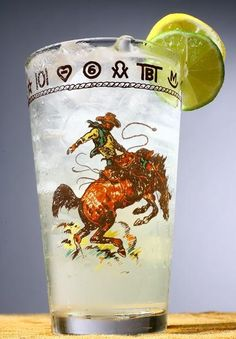 Rodeo Bronc Rider Western 20 oz Tumblers Set of 8 (WC353X2) - Made to compliment the Western Ho line of Rodeo pattern dinnerware, these 20 oz tumbler glasses are a perfect match. They are also made in the USA using the same licensed decals as originally designed by Till Goodan. These quality tumblers are perfect for iced tea, milk, or any drink and come 8 glasses to a set. Buy Western Decor and Southwestern home decor accents for horse lovers, cowboys, rodeo fans, Texans, and southwest ...