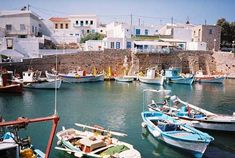 Bouka harbor in Fry village, Kassos island, Dodecanese, Greece Island 2, Greece Islands, Athens, Landscapes, Greek, Paisajes, Greek Language, Scenery, Athens Greece