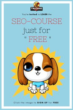 Hey , are you the one who wants to learn the SEO-COURSE for FREE ? If yes then click the image to SIGN-UP for your FREE course.