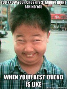 the expression!! hahahhahahaha