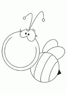 would be a great paper piecing Colouring Pages, Coloring Books, Applique Patterns, Digi Stamps, Coloring Pages For Kids, Kids Coloring, Easy Drawings, Rock Art, Doodle Art