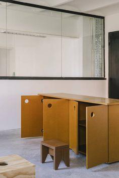 We are a small furniture company from Barcelona established in Deco Furniture, Small Furniture, Furniture Design, Office Interior Design, Office Interiors, Interior Decorating, Apartment Interior, Interiores Design, Interior Architecture