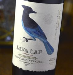 Lava Cap Winery | Wine Label Design by Auston Design Group