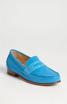 Cole Haan 'Monroe Reflective' Loafer available at #Nordstrom. I like this in yellow