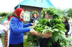 Traditional Kupala (Midsummer) ritual in Belarus. Photo by Marina Begunkova, http://www.begunkova.com/2012/06/blog-post.html